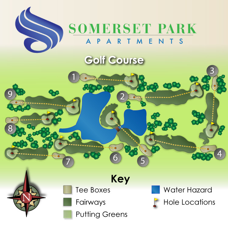 Golfview Apartments: Somerset Park Apartments